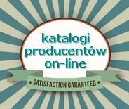 Katalogi producentów